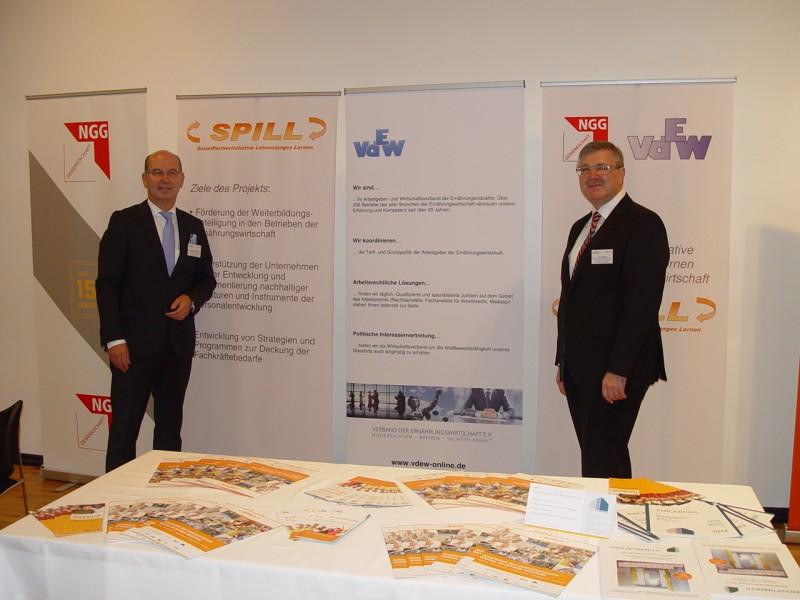 Branchenkonferenz der Ernährungsindustrie in den norddeutschen Bundesländern