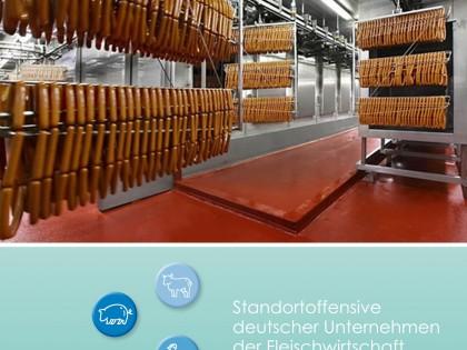 4. Bericht zur Umsetzung der Selbstverpflichtung in der Fleischwirtschaft 2019