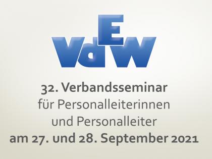 Präsentationen des Verbandsseminares vom 27. und 28.09.2021