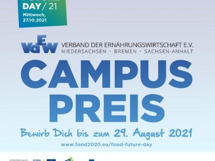 Campus Preis des VdEW – Jetzt bewerben
