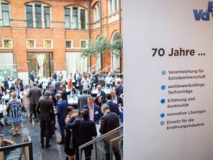 Jahrestagung & Jubiläumsfeier 70 Jahre VdEW